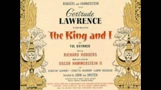 The King and I - Hello Young Lovers