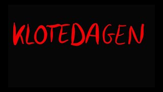Klotedagen (Original song)
