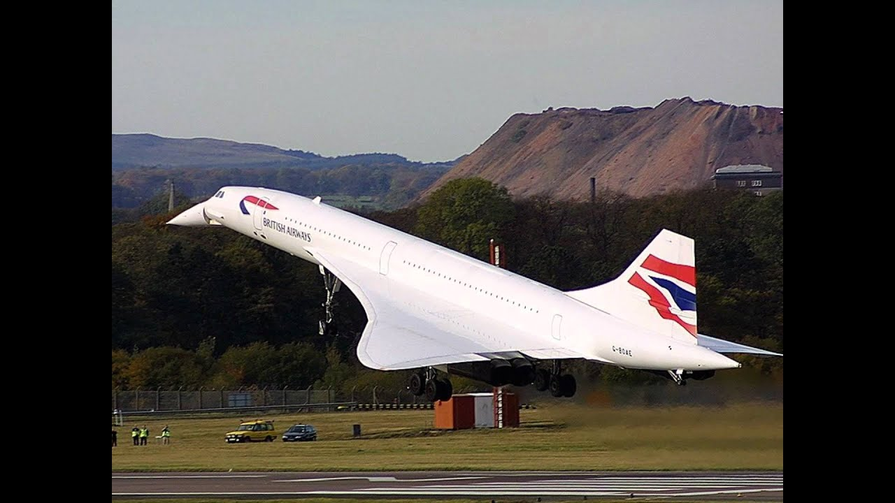 importance of the creation of the concorde in airline industry