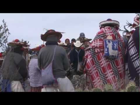 Huichol Indians - Save Wirikuta Mexico