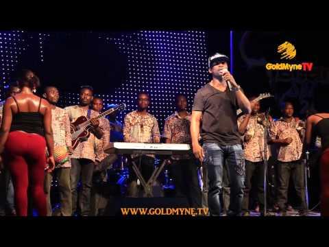 SULE ALAO MALAIKA'S  PERFORMANCE @ MUSIC AFRICA BEACH SPLASH 2015