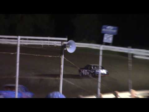 Hummingbird Speedway (8-12-17): Aaron's of DuBois Front-Wheel Drive Four-Cylinder Feature