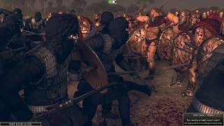 Total War Rome II: 300 Spartans vs Immortals