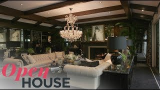 An Opulent Home In Studio City That Combines Timeless Design And Fashion | Open House Tv