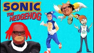 Sonic The Hedgehog Live Action Movie 2019!? N Sane Trilogy Confirmed For Switch? - FUgameScoop