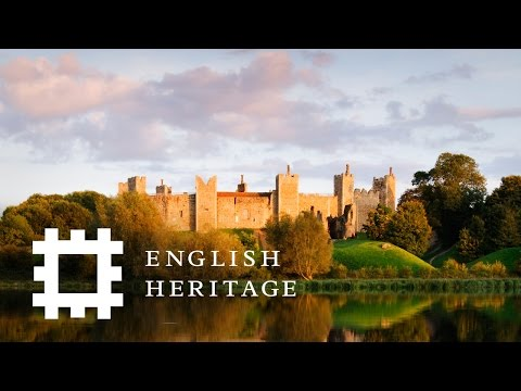 Framlingham Castle | A Tour from the Air