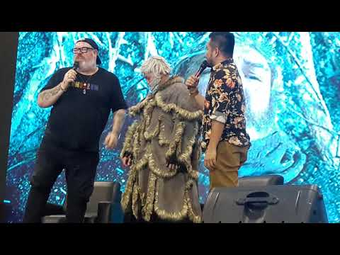 Hodor Meets Hodor - Indonesia Comic Con 2018 Mp3