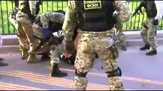 Russian Spetsnaz at work, these guys are tough!