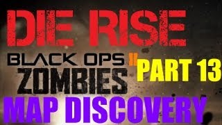 Die Rise: NEW Perk - Who's Who with Numerous Tests & I'm My Own Best Friend Achievement (Part 13)