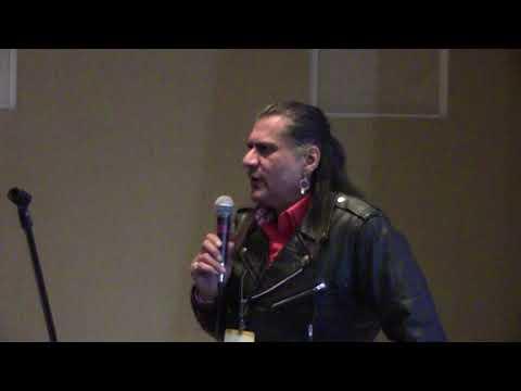 Indigenous Comic Con 2017  Isleta Resort & Casino   Jonathan Joss  3