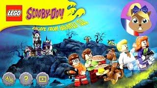 LEGO SCOOBY DOO Application Français | Combat contre un Pharaon dans un château hanté