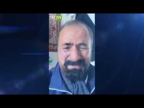 Şiwan Perwer, operasyona ağlayarak tepki gösterdi: 'Biz size ne yaptık da saldırıyorsunuz'