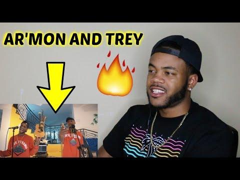 SZA - Love Galore | Cardi B - Bodak Yellow | Kendrick Lamar - LOVE | Ar'mon And Trey MASHUP REACTION