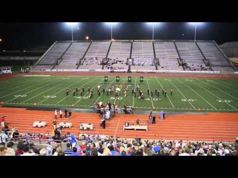 Sissonville High School Band - 2013 Majorette and Band Festival