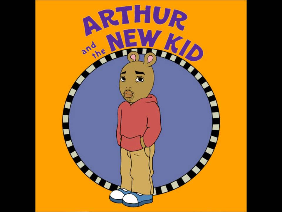 ARTHUR - ARTHUR THEME TUNE LYRICS