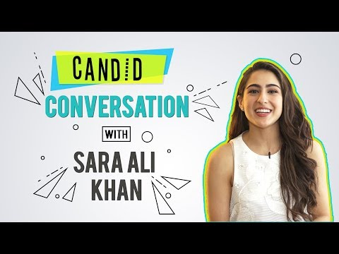 Sara Ali Khan gets candid about her favourites, acting career, nepotism and lots more