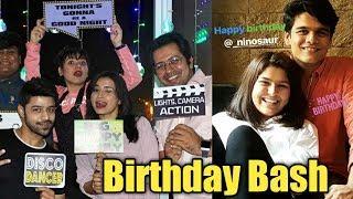 NIDHI BHANUSHALI (Sonu bhide) Birthday Bash - Taarak Mehta ka ooltha chasma