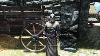 Moth Lord - Skyrim Follower Mod