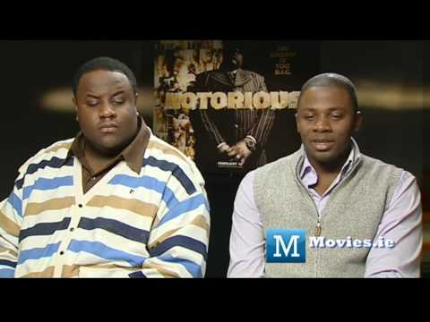 Notorious B.I.G   Derek Luke & Jamal Woolard speak about the rap star & movie