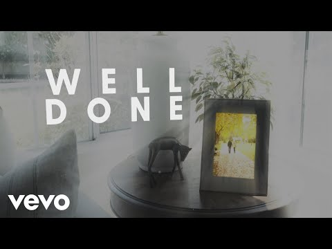 The Afters - Well Done (Official Lyric Video) Mp3