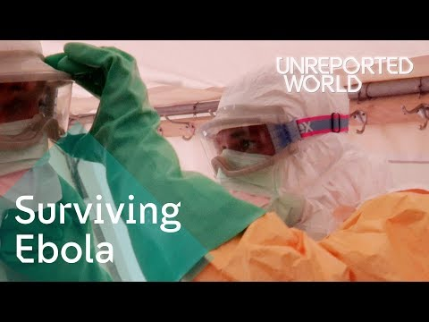 Looking back at the Ebola crisis in Sierra Leone | Unreported World