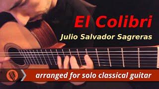 Download El Colibri by Julio Salvador Sagreras MP3 song and Music Video