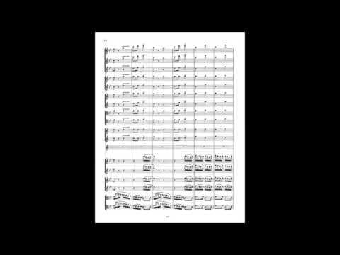 Pyotr Ilyich Tchaikovsky - The nutcracker - Overture (Der Nussknacker) [With score]