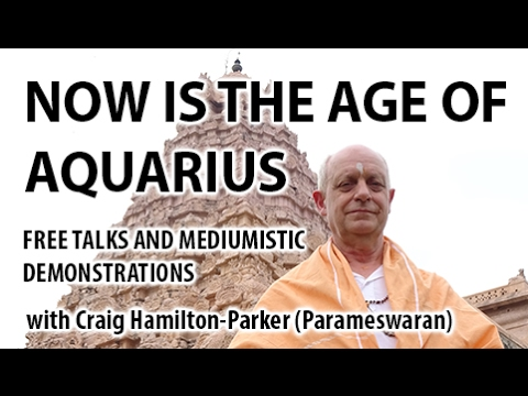 The Age of Aquarius - When it starts and what it will be like.