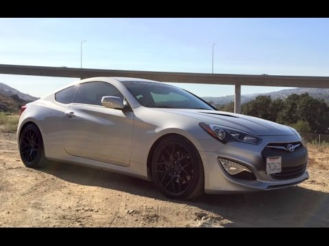 Gen 2 Hyundai Genesis Coupe 3.8L - One Take