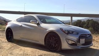 Gen 2 Hyundai Genesis Coupe 3.8L One Take