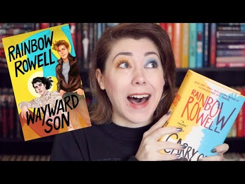 MY FAVORITE BOOK IS GETTING A SEQUEL // WAYWARD SON COVER REACTION + THEORIES