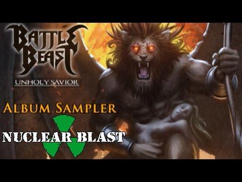 BATTLE BEAST - Unholy Savior (Official Album Sampler)