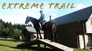 EXTREME TRAIL im Pferdeurlaub | Teil 3/4 | VLOG 25 | Pilsali