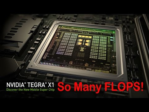 Can The Nvidia Tegra X1 Processor Usher In Hardcore Mobile Gaming?