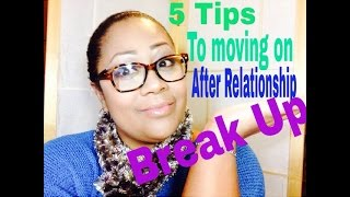 Girls Talk 101 How To Move On After a Break Up Thumbnail