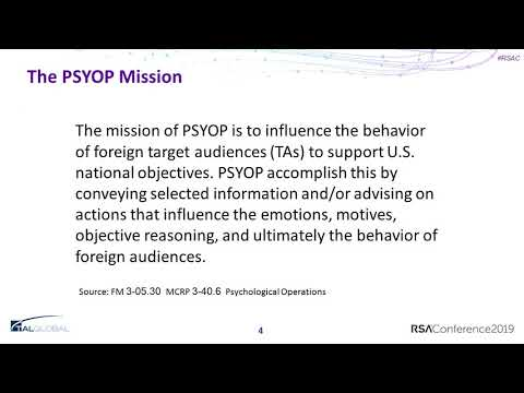 Quick Look: Cyber-Influence: Cyberwar and Psychological Operations