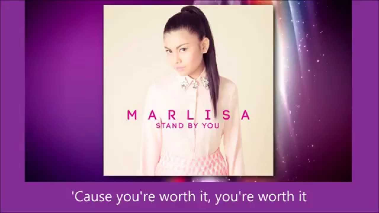 Marlisa - Stand By You - YouTube