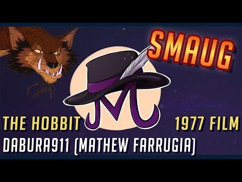 Smaug The hobbit 1977 Impression - Dabura911 (Mathew Farrugia)