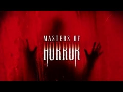 MASTERS OF HORROR  SEASON ONE  2005  2017