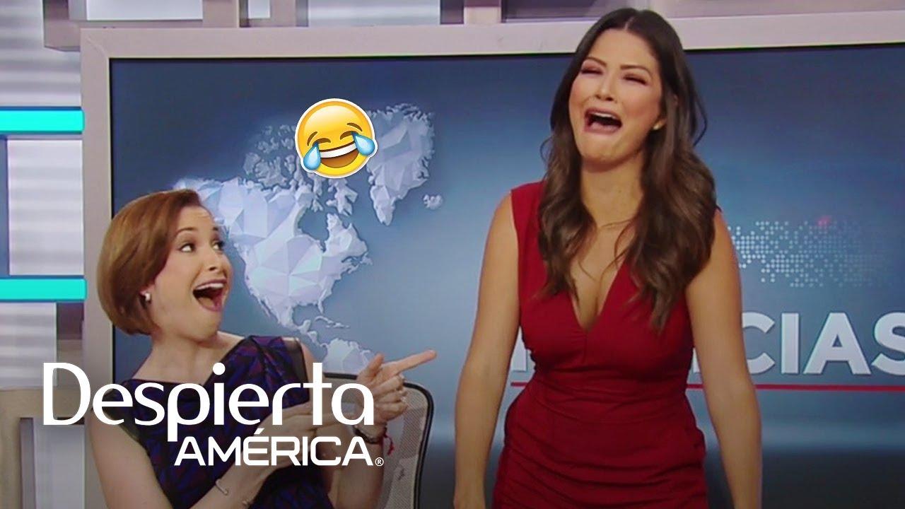 Arantxa Loizaga cuenta mejores chistes que Ana Patricia