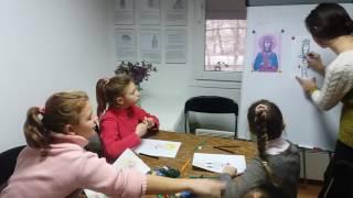 СЛЫШАТЬ СЕРДЦЕМ урок рисования для глухих детей