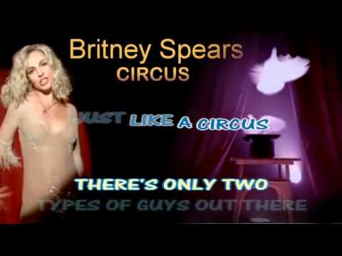 britney spears circus lyrics app
