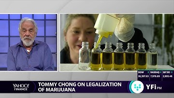 Tommy Chong says CBD oil will 'change the world'. Jack Brewer joins Yahoo Finance