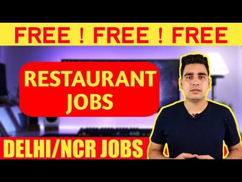 HIRING TRAINEE TEAM MEMBER IN RESTAURANT   JOBS IN DELHI NCR   KFC   BURGER KING  