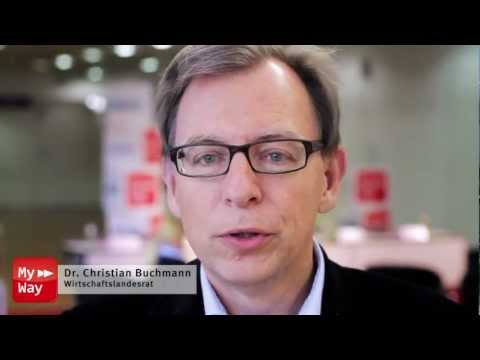 Dr. Christian Buchmann, Landesrat für Wirtschaft, Europa und Kultur