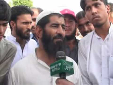 District Diary Swabi  Muqadam Khan 08 Sep 2012 Travel Video