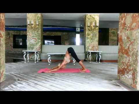 Yoga in Mardan Palace