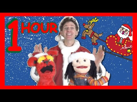 1 Hour Christmas Songs and More | Dream English Mix | Learn English Kids