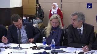 7.3 مليارات دولار حجم خطة الاستجابة الأردنية للأزمة السورية في 3 سنوات - (1-2-2018)