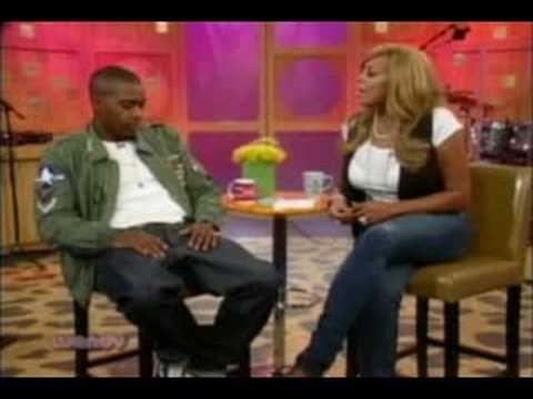 Wendy Williams NAS interview